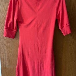 Dresses - HOT 🔥 Crossover pink dress 💋